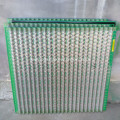 DFTS steel frame Corrugated shaker screen