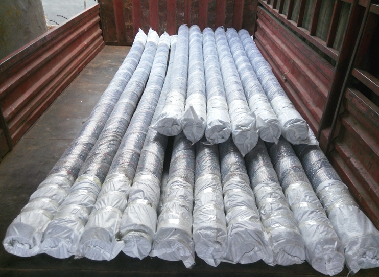 concrete pump wire rubber hose package