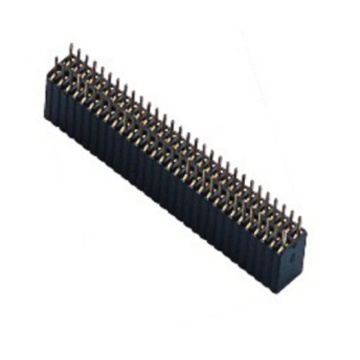 High Quality for Pcb Connector,1.27Mm Female Pin Header,1.27Mm Pcb Header Manufacturers and Suppliers in China 1.27mm Pitch Female Header Dual Row Straight Type export to France Exporter