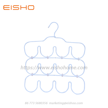 EISHO 3-Tier Braided Cord Hanger