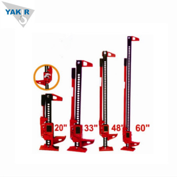 60'' 4x4 Vehicle Recovery High Lifting Farm Jack