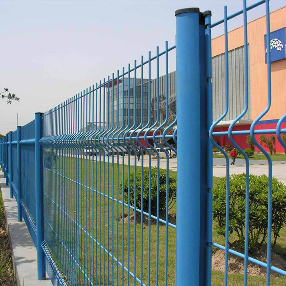 Powder Coated Welded Mesh Fencing China Manufacturer