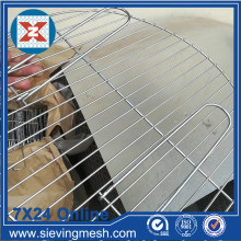 Round Shape Barbecue Wire Mesh