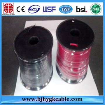 450/750V Single Core H07V-R 1.5mm2 Electrical wire Cable