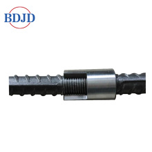 Hot New Products for Metal Rib Peeling Rebar Coupler Construction High Quality Connecting Rebar Coupler supply to United States Manufacturer