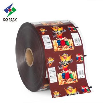 Automatic Roll Stock Food Packaging Film