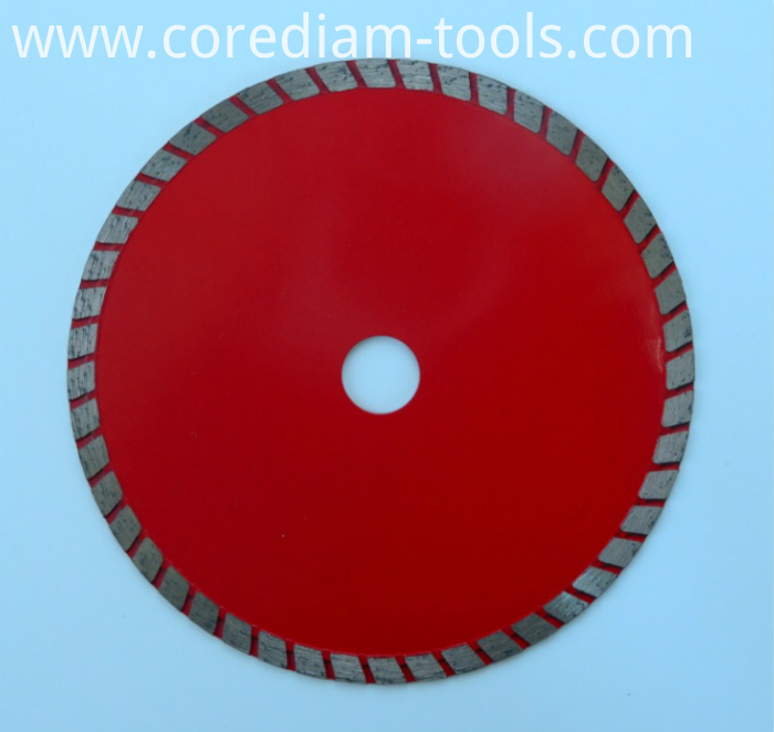 115mm Sinter hot-pressed granite blade-2