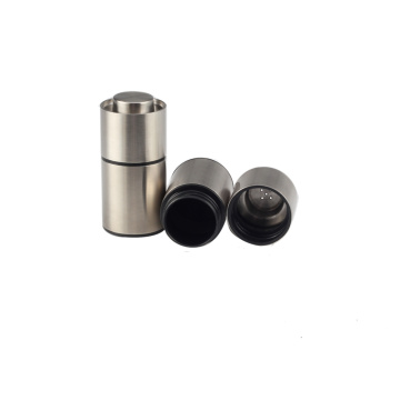 SS304 SaltShaker and Pepper Grinder Set For BBQ