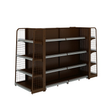 China New Product for Steel Gondola Shelving Gondola Shelving For Maternal And Child Shop export to Dominica Wholesale