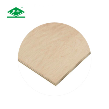 First-Class Birch Veneer Plywood for Furniture