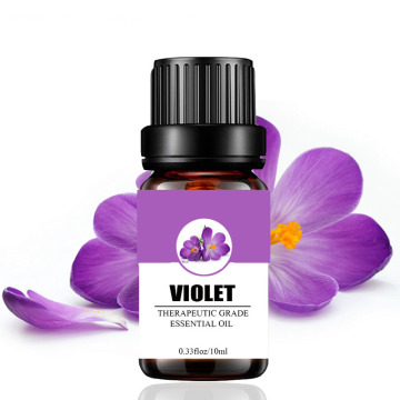 HIgh quality 100% pure violet essential oil bulk