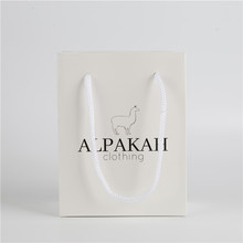 Personalised Small Paper Bags At Any Sizes Styles