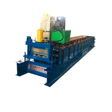 Fully Automatic cold siding wall roll forming machine