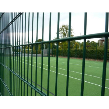 professional factory double wire mesh fences