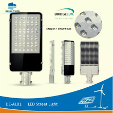 Lowest Price for Led Solar Street Light DELIGHT DE-AL01 30W Aluminum Alloy LED Street Lamp export to Thailand Factory