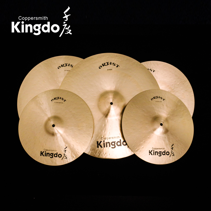 Professional B20 Cymbals For Drumset