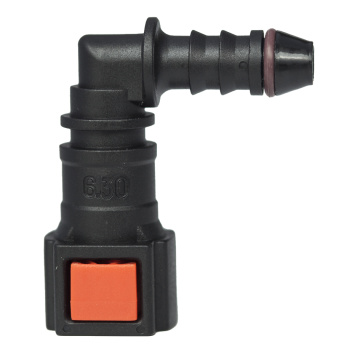 Urea Line Quick Connector 6.30 (1/4) - ID6 - 90° SAE