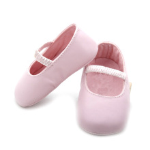 Factory making for Mary Jane Shoes Baby Dress Kids Shoes Pink Baby Girl Shoes export to United States Manufacturers