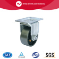 HDEC Top Plate Iron Wheel Industrial Caster