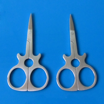 Stainless Steel Manicure Nail Scissors