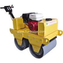 Best Quality for Walk-Behind Double Drum Roller Walk Behind Hydraulic Small Double Drum Road Roller export to Malta Factories