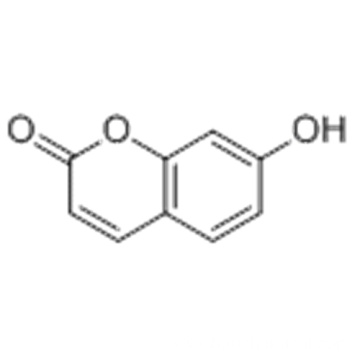 2H-1-Benzopyran-2-one,7-hydroxy CAS 93-35-6