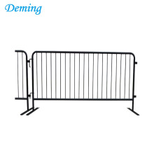 High Permance for Steel Barriers Temporary Fence Crowd Control Barrier Removable supply to Bahamas Manufacturers