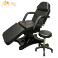 high quality hydraulic adjustable tattoo chair massage table
