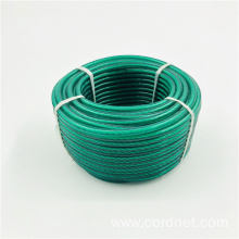 Color PVC Rope With Competitive Price