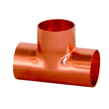 Refrigeration and AC copper fitting