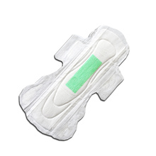 100 percent cotton feminine pads