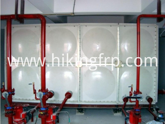 Chemical Frp Smc Fiberglass Water Tank