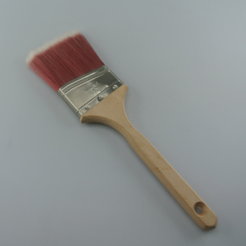 wooden handle paint brushes