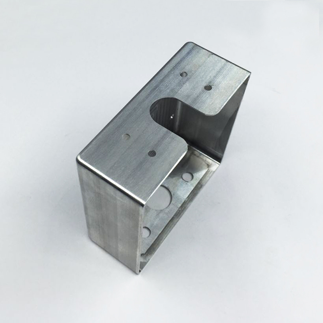 custom machining aluminum battery compartment