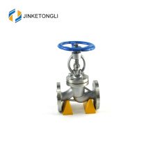 JKTLPJ033 cast steel globe valve operation