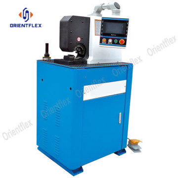 Cost-effective power p20 hose crimping machine HT-85A-51