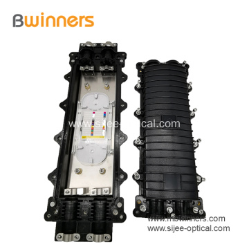 96/144 Core Fiber Optic Joint Enclosure Box Splice Closure