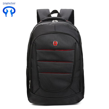 Men backpack business computer bag high school