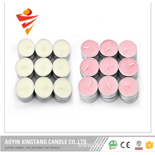 Wholesale in Bulk White Tea Light Candle