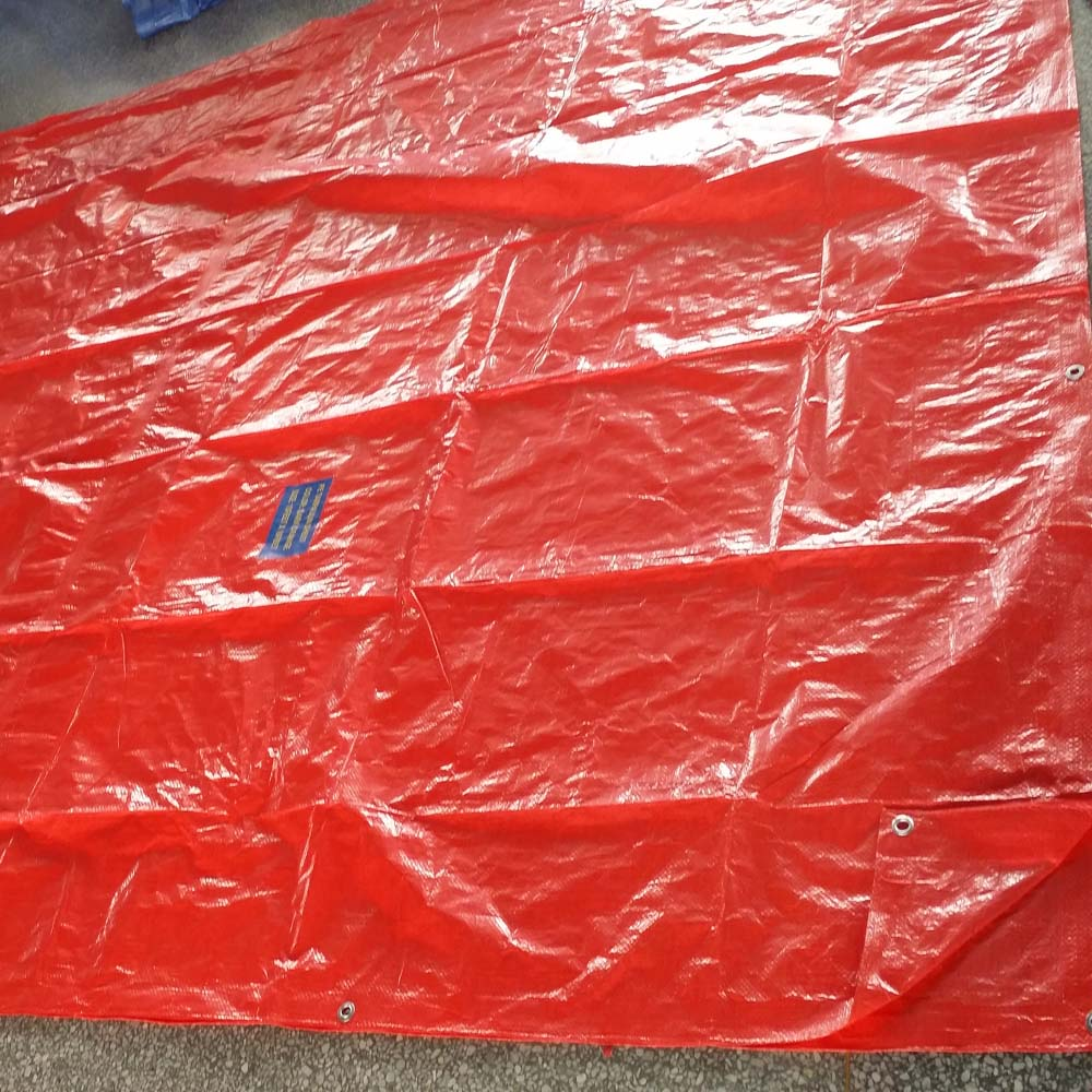 Orange Tarpaulin to Middle East Market