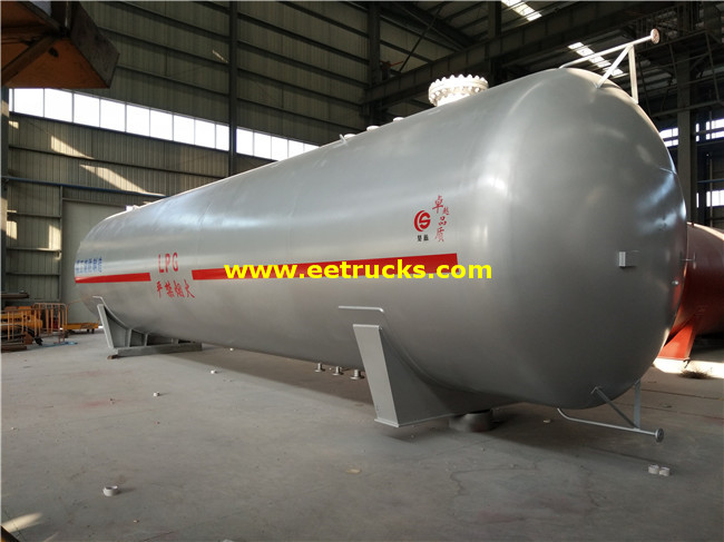 50MT Bulk LPG Storage Vessels