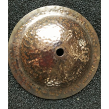 Good Quality for Bell Cymbals,Bell Practice Cymbal,Professional Bell Cymbals Manufacturers and Suppliers in China 6.5'' Bell Effect Cymbals export to Western Sahara Factories