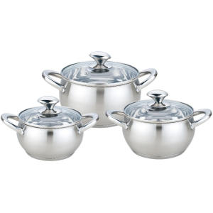 factory low price for Stainless Steel Casseroles Apple Shape Stainless Steel Casserole With Lid supply to India Factories
