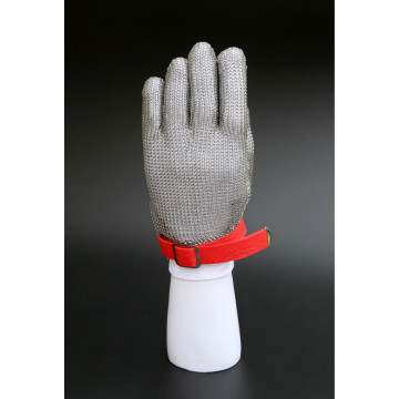Cut Resisting Butcher Stainless Steel Glove
