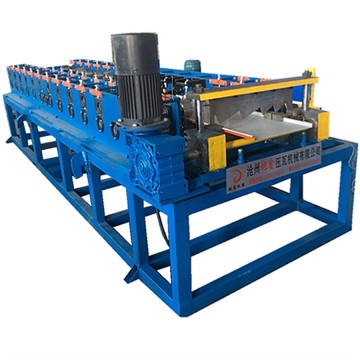 Automatic square plate advertising board forming machine