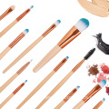 15 Pieces Fashion Best Price Makeup Brushes Set