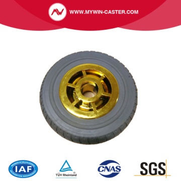 Foaming Rubber Caster Wheel