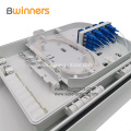 16 Fiber 1X16 PLC Splitter FTTH Outdoor Fiber optical Termination box