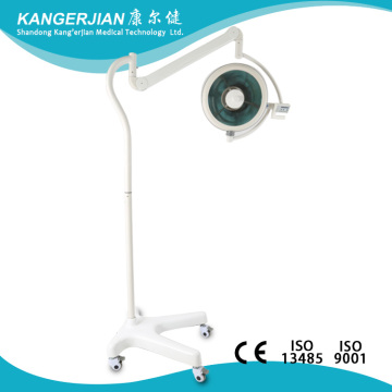 Shadowless secondary Reflector mobile surgical light