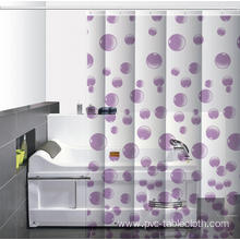 Waterproof Bathroom printed Shower Curtain 108 wide